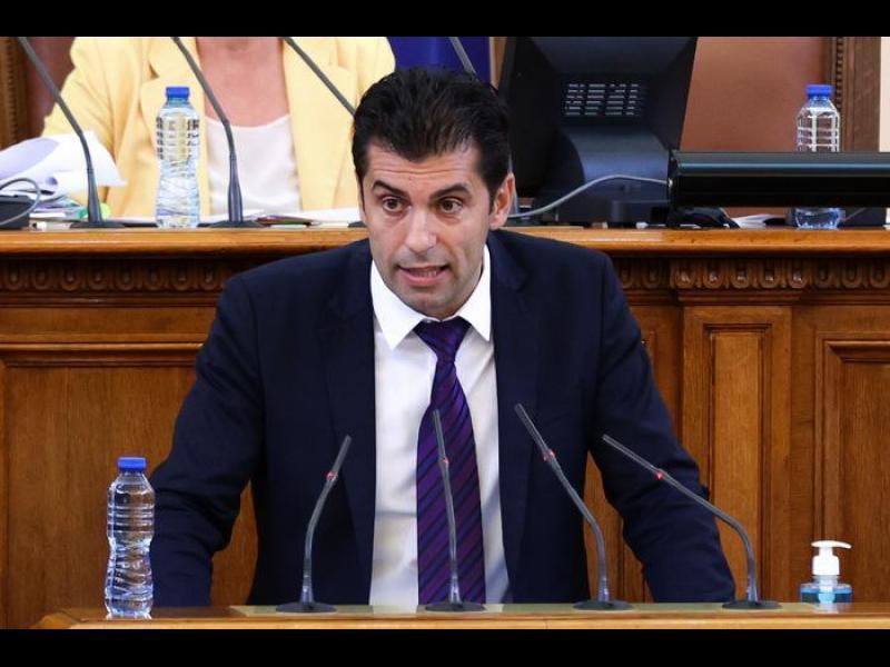 Кирил Петков не изключва да се заеме с политически проект