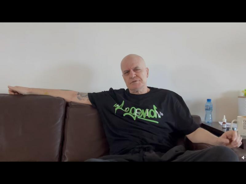 Слави не си дава Петър Илиев: И аз съм агресивен!