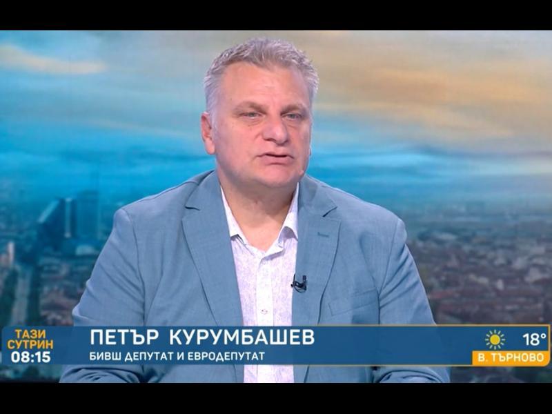Курумбашев: Народът показа, че иска коалиционно управление