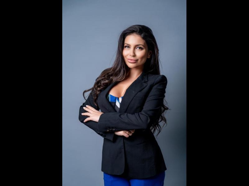 Мисис България Валери Стефанова следва криминално право в Лондон