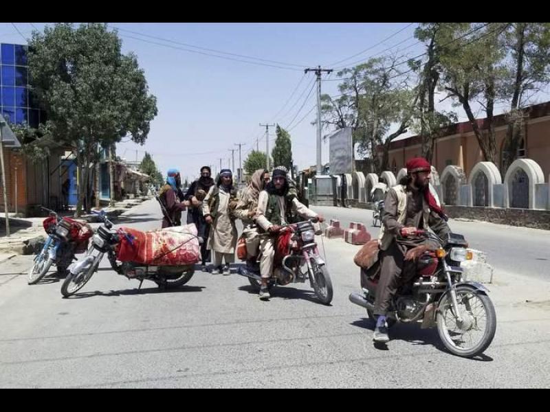 Постигнатото за 20 г. война в Афганистан рухва за часове