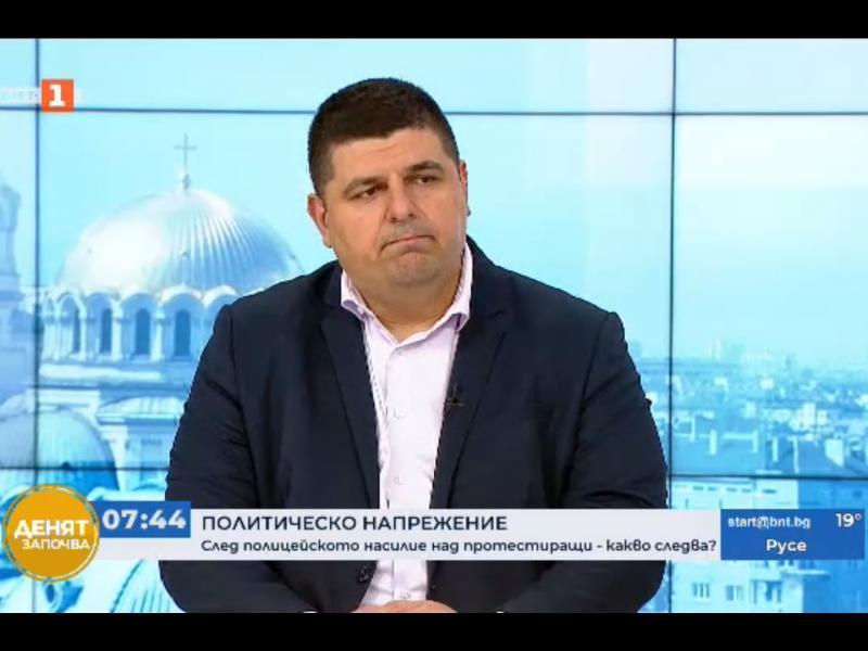 Ивайло Мирчев: Младен Маринов и Христо Терзийски са срам за парламента и трябва да го напуснат