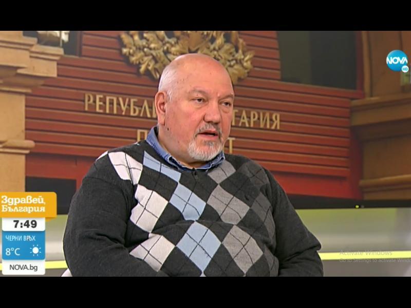 Александър Маринов: Президентът ще сменя министри според работата им, не за да правят партия - картинка 1