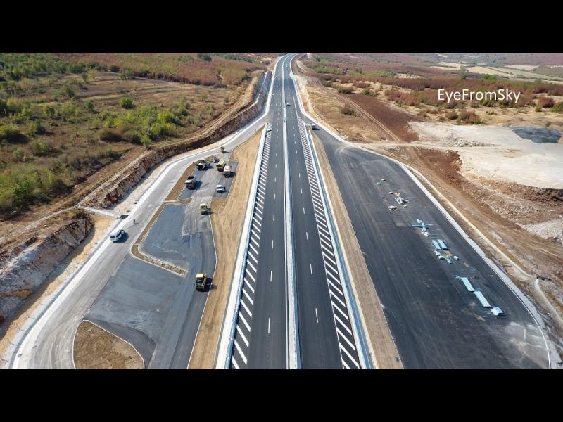 "МРРБ: Автомагистрала ""Хемус"" се строи незаконно"