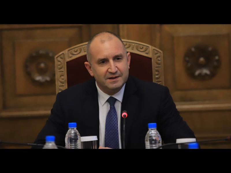 Радев назначава новия кабинет на 16 септември, няма да има промяна в политиката