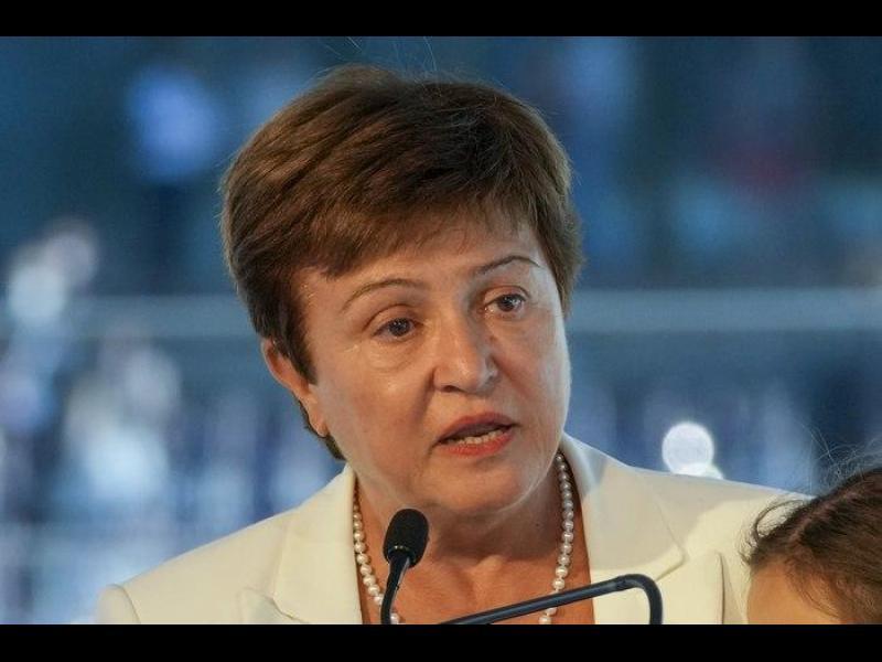 """""""The Economist"""" призова Кристалина Георгиева да си ходи"""