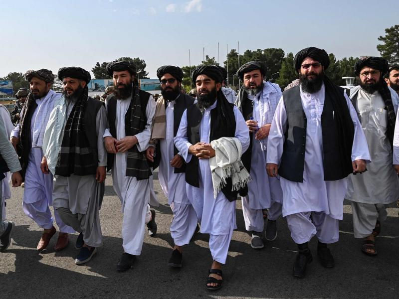 Талибаните обявиха част от новото правителство на Афганистан