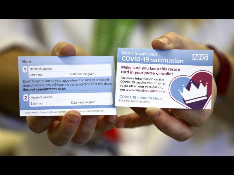 Великобритания няма да изисква паспорти за ваксина на входа на заведения и фестивали - картинка 1