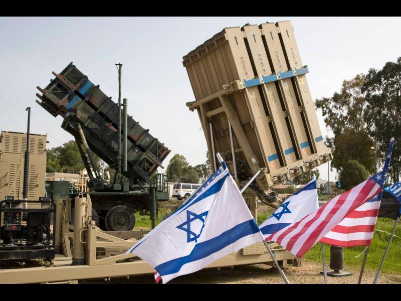 САЩ дават $1 млрд. на Израел за ПВО система