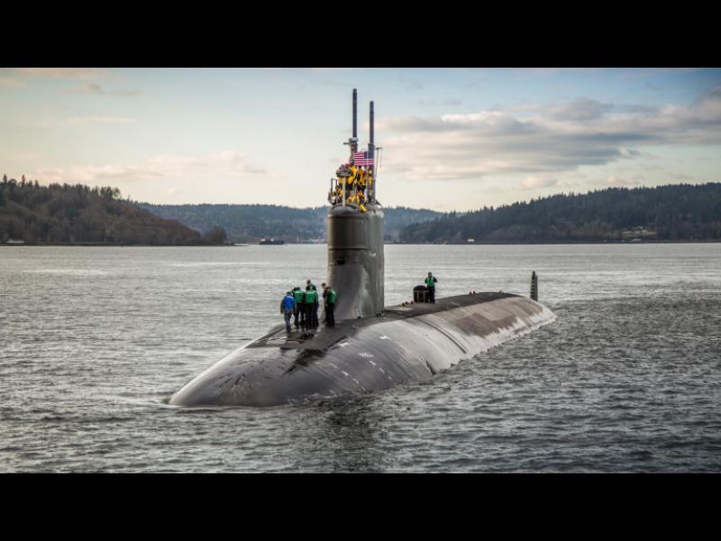 Китай настоява за отговори за инцидента с ядрената подводница на САЩ в Южнокитайско море