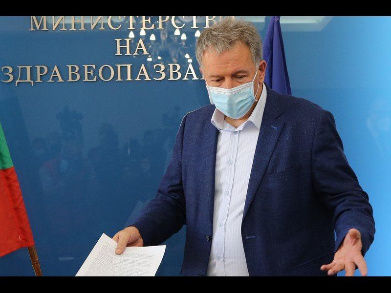 Кацаров: Налагат се допълнителни мерки, но не пълен локдаун