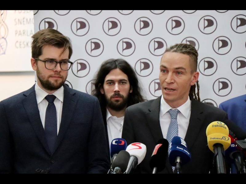 Чехия доживя пиратите да решават дали ще има правителство - картинка 1