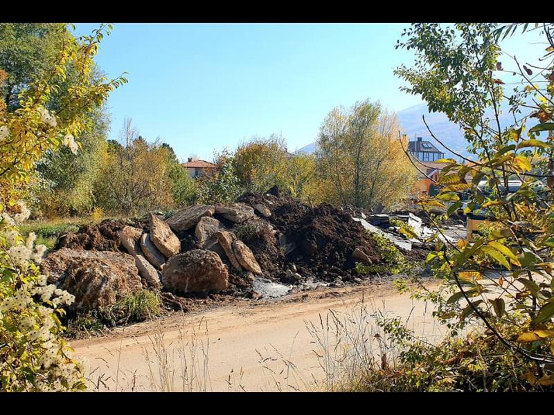 Превръщат защитена зона в Бояна в сметище