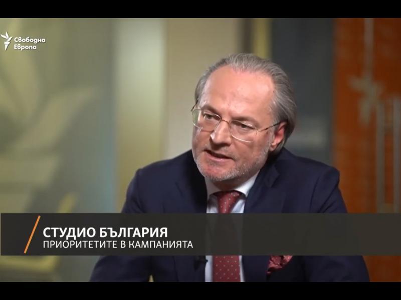 Лозан Панов: Радев не положи усилия за създаването на правителство