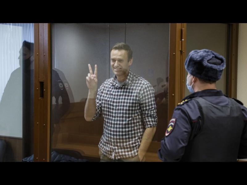 """Алексей Навални спечели наградата на Европарламента """"Сахаров"""""""