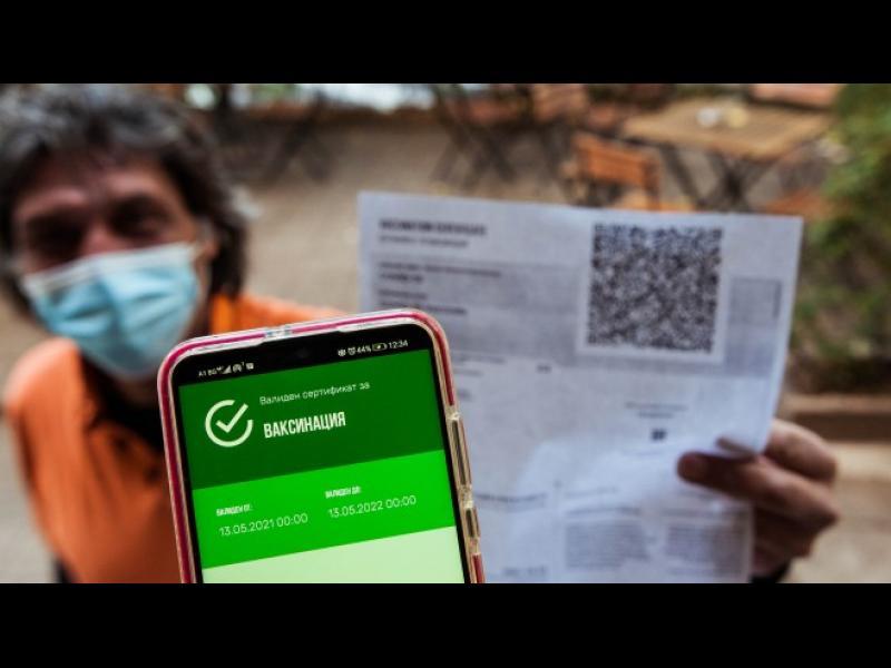 Проверки за сертификати в цялата страна