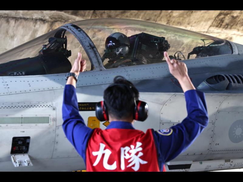 Тайван обеща да направи всичко възможно, за да се защити от Китай - картинка 1